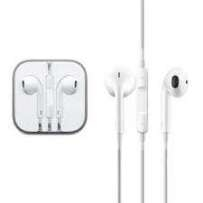 Microphone/Headphone Bravas iPhone 5/6 Gold Headphones