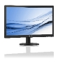 "Monitor Philips 223V5LSB, 21.5"" Wide TN LED, 5 ms, 10M:1 DCR, 250cd/m2, 1920x1080 FullHD, DVI, Black…"
