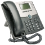 Phone Cisco SPA 504G 4-Line IP Phone With Display PoE PC Port