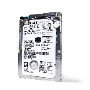 HDD for NOTEBOOK Hitachi Travelstar 500GB 5400/SATA3/8MB HTS545050A7E680